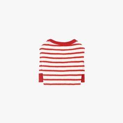 장난꾸러기 스웨터 레드