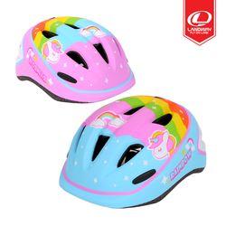 레인보우 아동용 헬멧