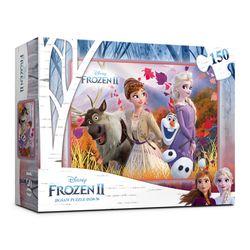 [Disney] 디즈니 겨울왕국2 직소퍼즐(150피스D150-30)