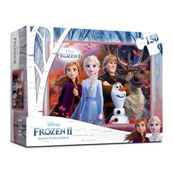[Disney] 디즈니 겨울왕국2 직소퍼즐(150피스D150-29)