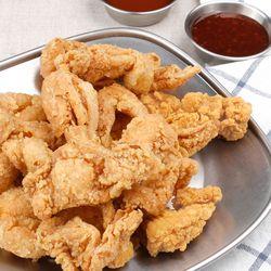 크런치닭코트(닭껍질튀김) 300g