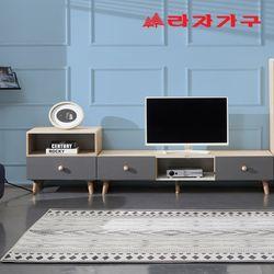 하딩 소프트 비디오형 거실장 세트 2100 C타입