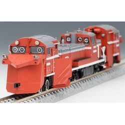 2240 - DE15-2500형 디젤기관차(단선용 러셀 헤드 포함-N게이지)