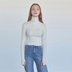 NAPPING WARMER TURTLENECK T-SHIRTS IVORY