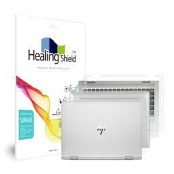 HP 엘리트북 X360 830 G6 무광 외부보호필름 3종세트