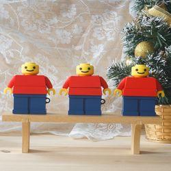 레고 실리콘 에어팟 케이스