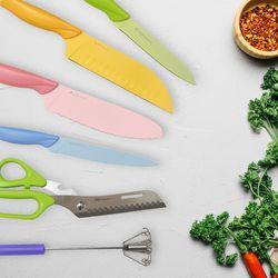 향균 칼 과도 산도쿠식도 거품기 가위 집게 10종 택1