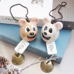 스마일 마우스 종 (2type)