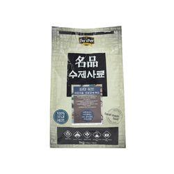 플라잉캣독 데이스포 명품 수제사료 바다식단 1kg