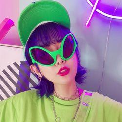 외계인 인싸 선글라스 안경 5color