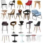 G 베란다 홈카페 인테리어의자 카페의자 바체어 테이블 모음