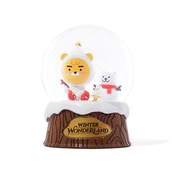 [예약판매 12/18 순차배송] 공식md 윈터원더랜드 미니스노우볼 라이언