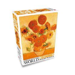 150피스 직소퍼즐 해바라기 세계명화