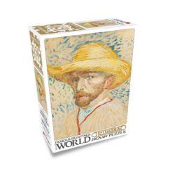150피스 직소퍼즐 밀짚모자를 쓴 자화상 세계명화
