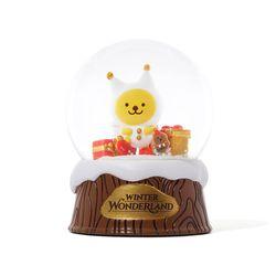 [예약판매 12/18 순차배송] 공식md 윈터원더랜드 미니스노우볼 무지