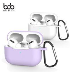 bob 에어팟프로 솜사탕 젤리케이스+버클 AirPods Pro