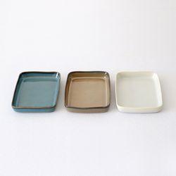까사무띠 쎄나 직사각 접시 2size -S(15cm)