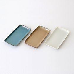 까사무띠 쎄나 직사각 접시 2size -M(23cm)