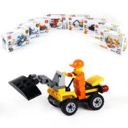 3689 종합조립블럭 랜덤