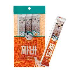 국산-고양이 배변건강 짜먹는 유산균연어x6 - d
