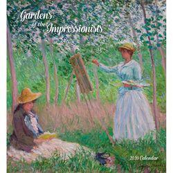 2020 캘린더 정원의 인상주의 Gardens of the Impressionists