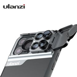 울란지 U-lens 아이폰11 5in1 렌즈 올인원 범퍼케이스