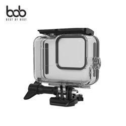 bob 고프로 히어로8 블랙 스포츠 방수 투명 케이스