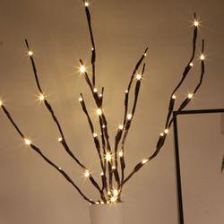 브랜치 나무 가지 LED 조명 2개