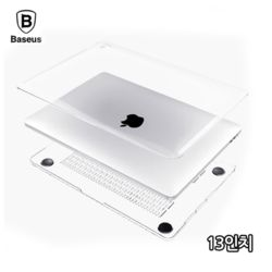 베이스어스 뉴 맥북프로 13형 투명 하드 스킨 케이스