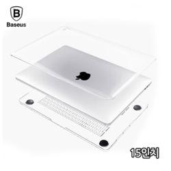 베이스어스 뉴 맥북 프로 15형 투명 하드 스킨 케이스