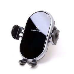SICRON 15W 차량용 자동 센서 고속 무선 충전 거치대 SHW-500Q