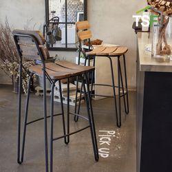 체인 바체어 인테리어 카페의자