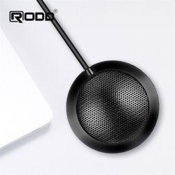 RODD 고감도 탁상형 플랫타입 USB 마이크 360도 1.5m