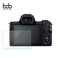 bob 캐논 EOS RP M50 M100 호환 LCD액정 강화유리필름