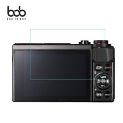 bob 캐논카메라 G7X mark2 LCD액정 강화유리 보호필름