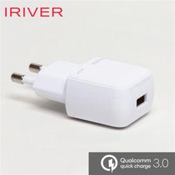 아이리버 QC3.0 가정용 USB 고속충전기 2A 5핀 C타입