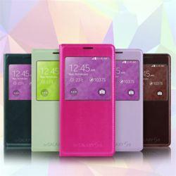 갤럭시S5 G900 G906 정품스타일 S뷰 배터리커버 플립