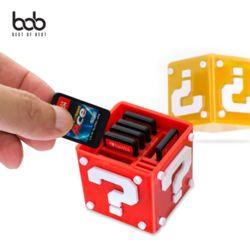 bob 닌텐도스위치 게임팩 휴대용 큐브 케이스 12개입