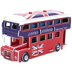 [3D입체퍼즐] MT014 런던 2층버스