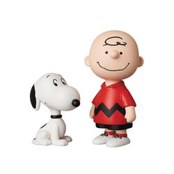 Charlie Brown & Snoopy Standing (PEANUTS Series 10)