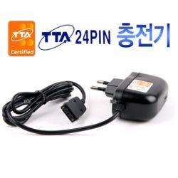 국산 인지 24핀 TTA 일체형 가정용 AC 충전기 4.2V 75