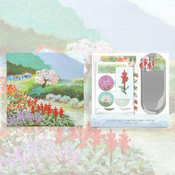 런드리태그 드림키트 - 비밀의 정원