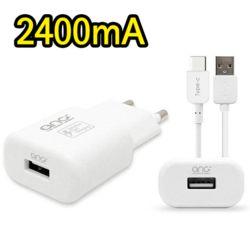 ANG C타입 가정용 분리형 QC2.0 고속 USB 어댑터 2.4A