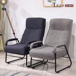 코지 소파 1인용소파 목조절 리클라이너 패브릭 의자
