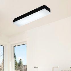 LED 아키 욕실등-대(블랙)