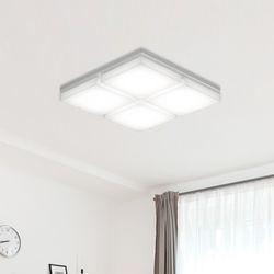 LED 아키 4등 거실등-B
