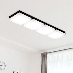 LED 아키 4등 거실등-C