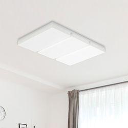 LED 아키 6등 거실등-화이트