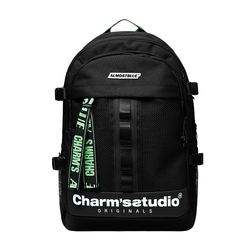 ALMOST BLUE X CHARMS BACKPACK-NEO MINT