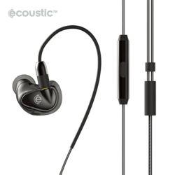 에쿠스틱 EQ-100 유니버셜 커스텀 이어폰